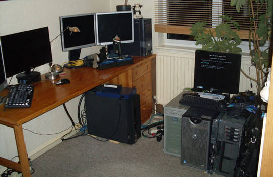 Chris Prickett's Home Lab