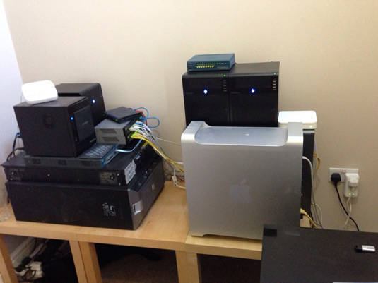 Edward Alekzander's Home Lab