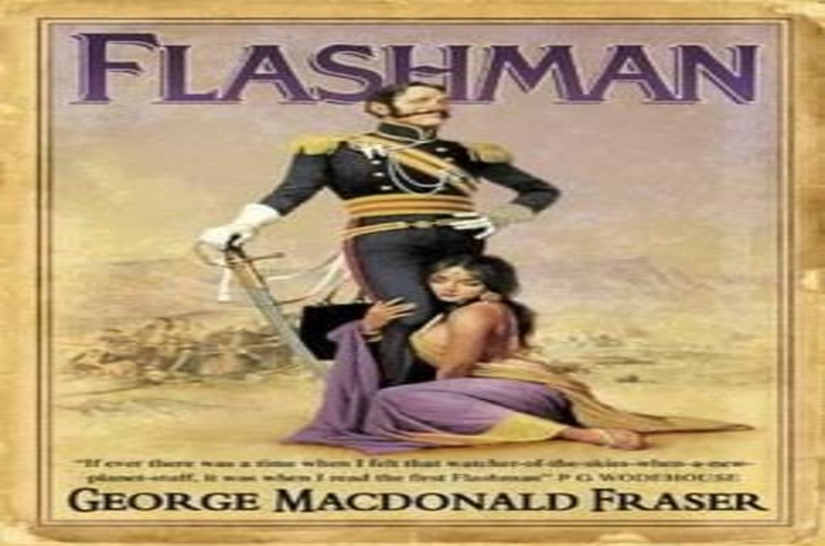 in defence of harry flashman essay The flashman papers: 1867-1868 – flashman on nearly forty years after he first conceived of harry flashman and his and puts the abyssinian.