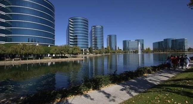 Oracle Redwood Shores