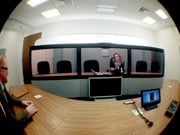 Cisco TX9000 series immersive TelePresence