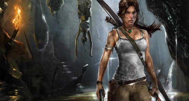 Lara Croft 2013