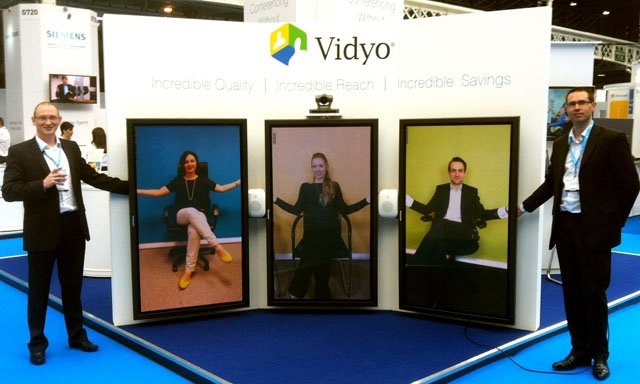Vidyo at UC Expo 2013
