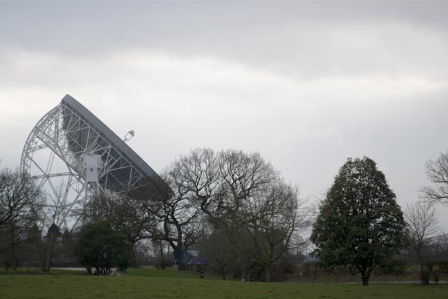 landscape view of jodrell