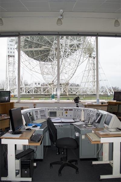 jodrell lovell telescope