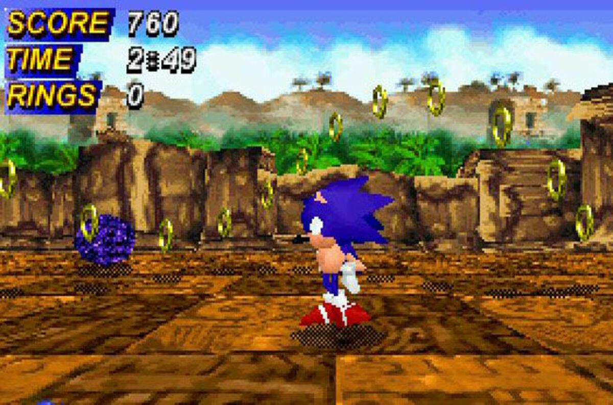 Sonic On Long Island Game