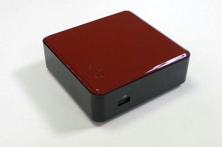 Review: Intel Next Unit of Computing barebones desktop PC • The Register