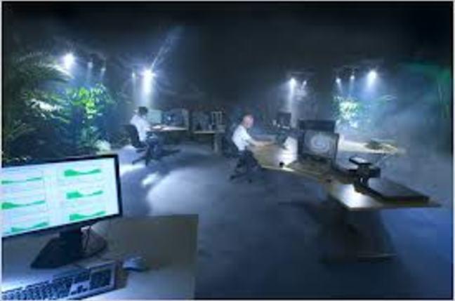 Underground datacentre Sweden Stockholm