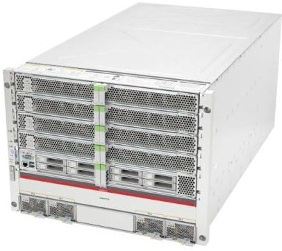 The Sparc T5-8 has twice the sockets and four times the cores as the top-end Sparc T4-4 system