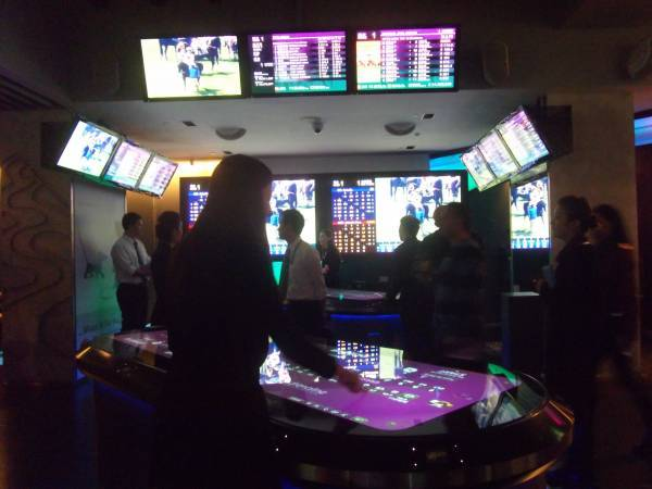 IBU betting table Happy valley Adrenaline bar