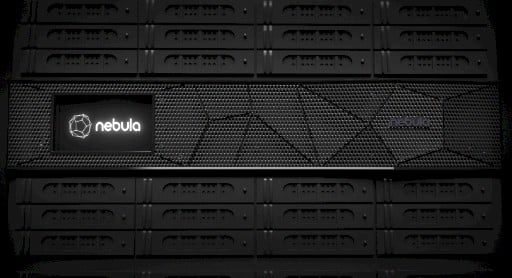 The Nebula One cloud controller appliance
