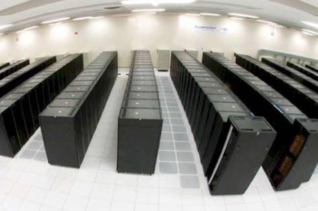 The Roadrunner supercomputer at Los Alamos