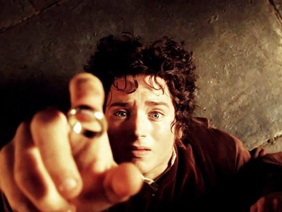 Frodo and the One Ring