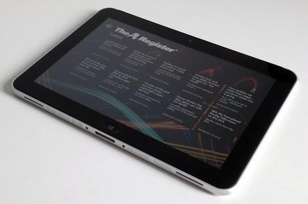 HP ElitePad 900 Windows 8 Pro tablet