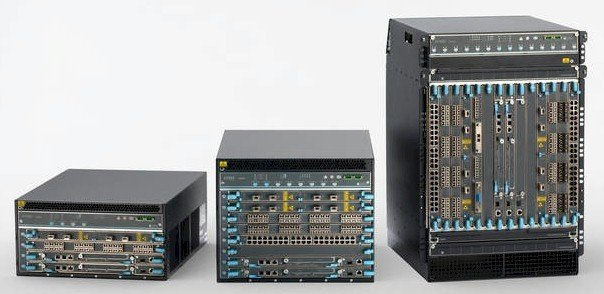 The three new Juniper EX9200 modular switches
