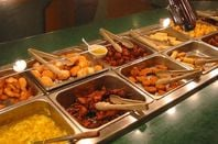 Chinese Buffet self-service