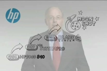 The history of HP server innovation according to Enterprise Group GM Dave Donatelli