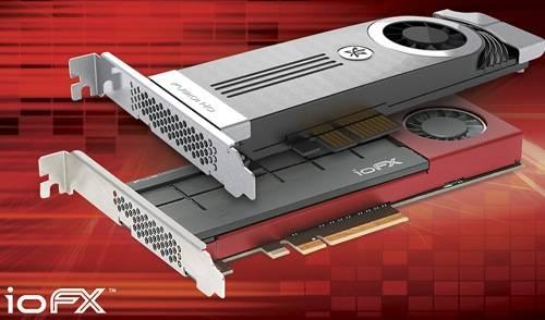 Fusion-io ioFX cards