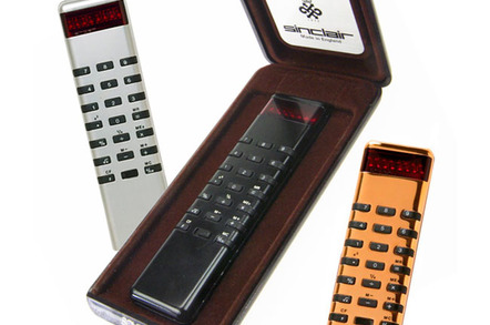 Sinclair Sovereign calculator