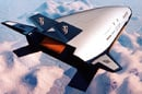 Artists impression of the X-33. Pic: NASA