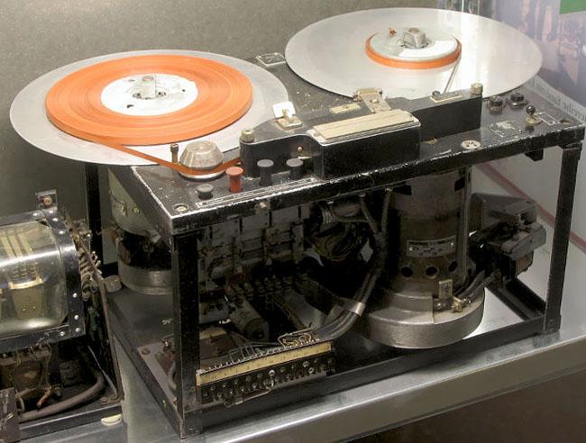 AEG Magnetophon K4 featuring HF bias recording
