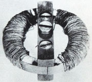 Eduard Schüeller's ring magnetic head