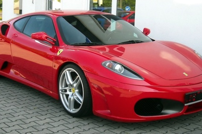 Ferrari F430. Photo © by Rudolf Stricker