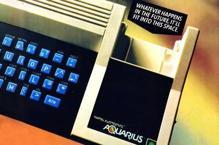 Mattel Aquarius
