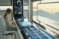 Oblivion, the movie Haleakalā Sky Tower comms desk