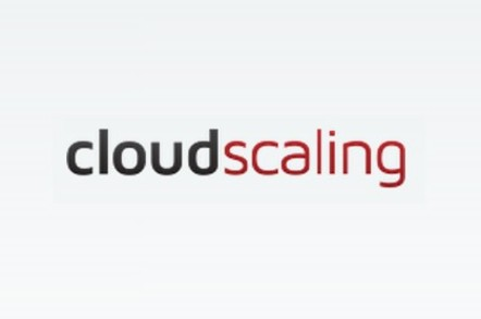 Cloudscaling logo
