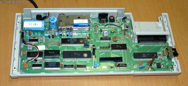 Mattel Aquarius motherboard