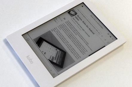 Kobo strikes new match against Kindle: The Aura HD e-reader