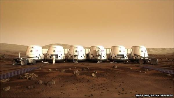 Applicants sought for one-way trip to Martian Big Brother ...