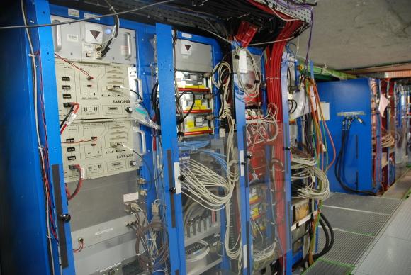 LHCb computer room