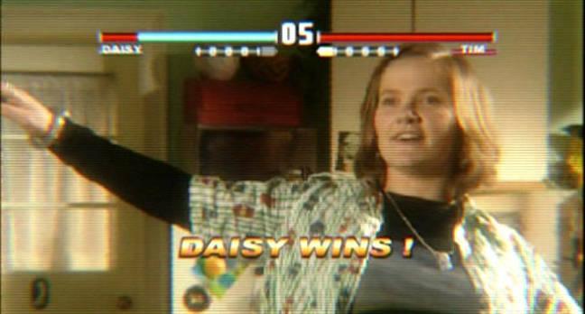 Spaced's Daisy Steiner