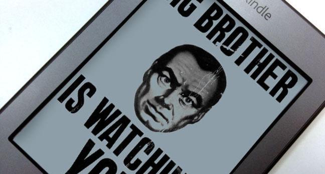 Kindle Big Brother