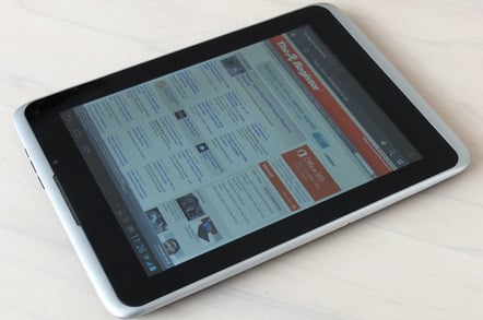 Disgo 8400G Android tablet