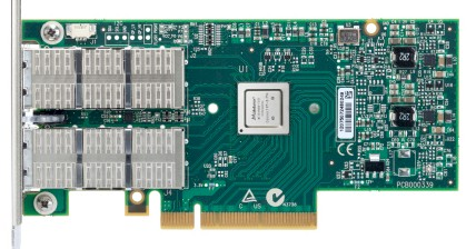 The ConnectX-3 Pro server adapter from Mellanox