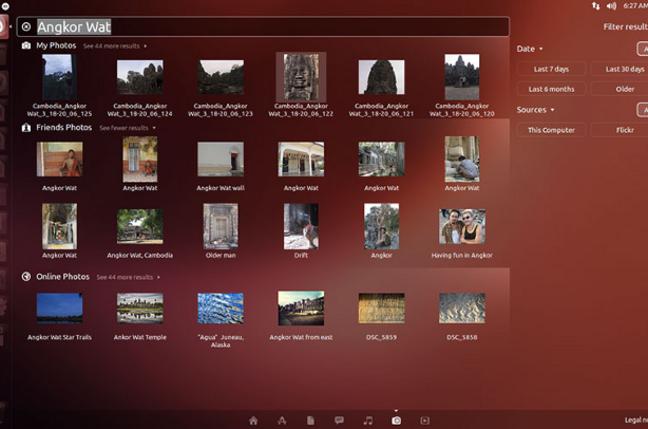 ubuntu 13.04 photolens