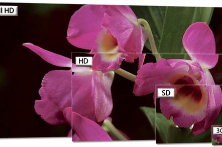 H.264 image scaling