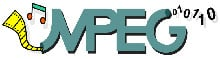 MPEG official site logo