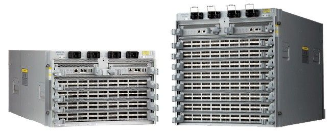 Arista has two new 7500E modular switches