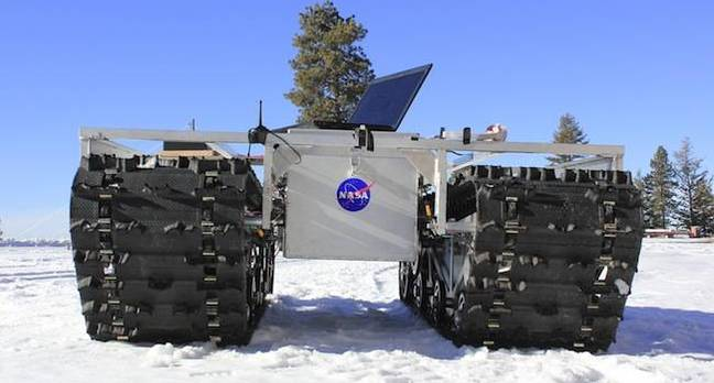 NASA's Grover Rover