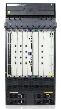 The HSR 6800 carrier-class router