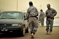 Iraq fake bomb detector in use