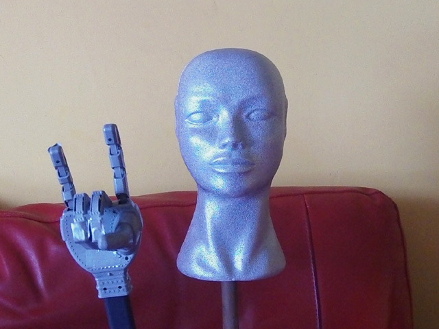 Gesture four