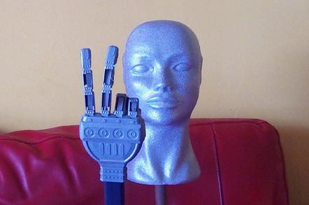 Gesture six