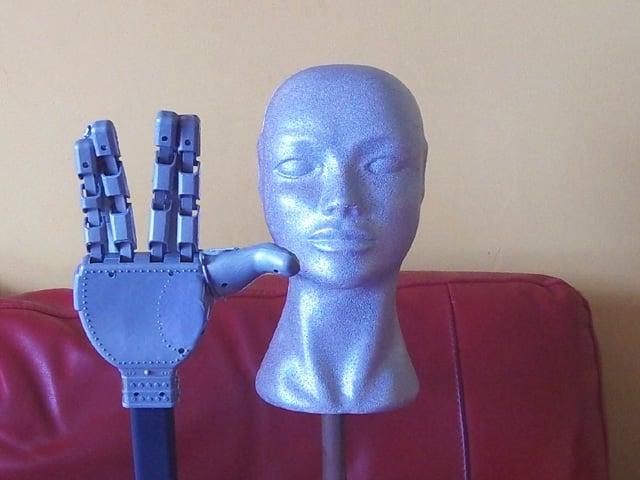 Gesture eight