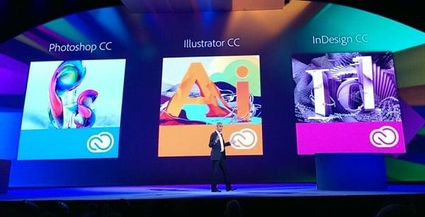 Adobe's Creative Cloud replaces Creative Suite