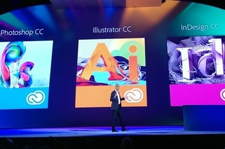 Adobe's Creative Cloud replaces Creative Suite